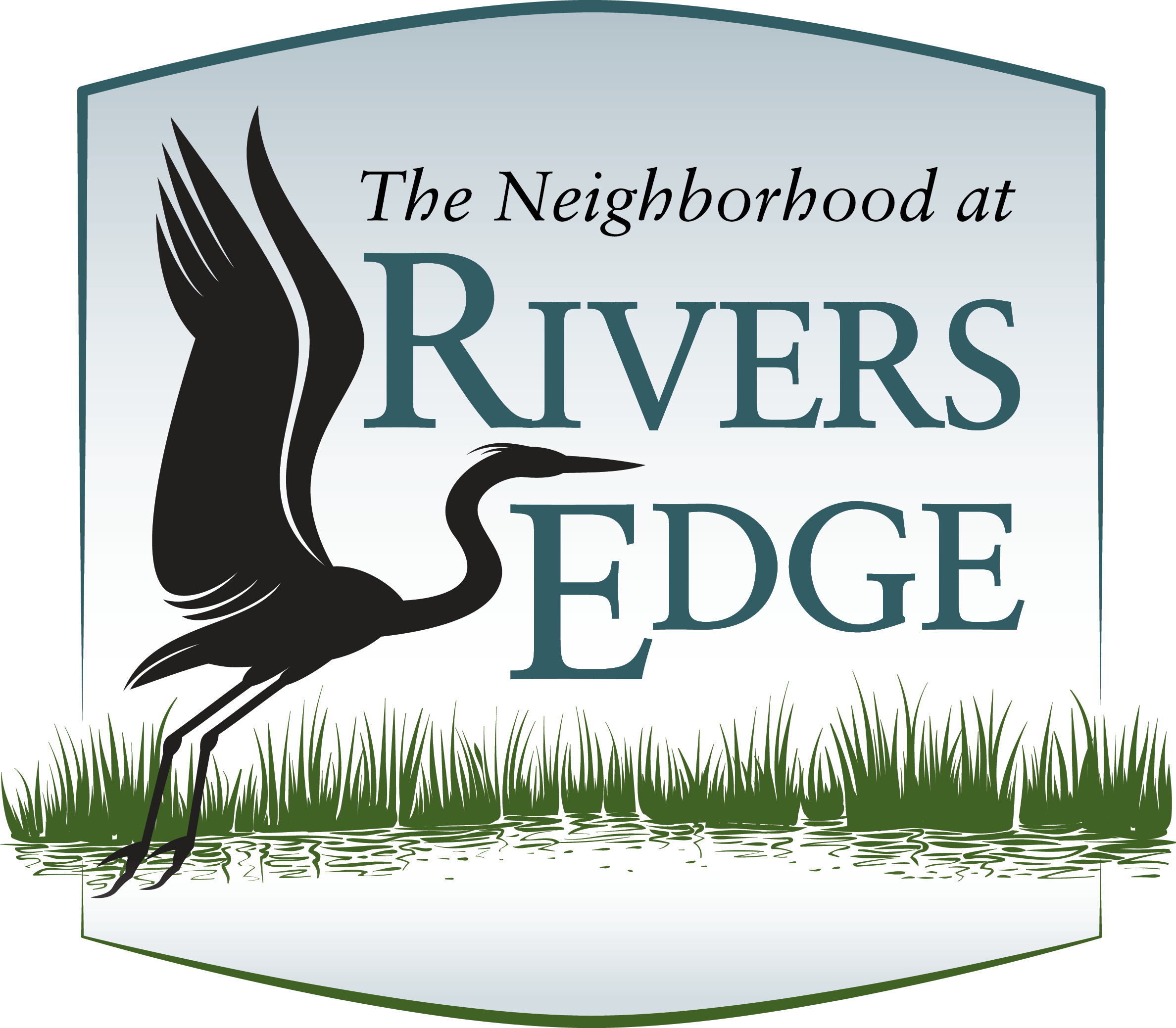 The Neighborhood at Rivers Edge Logo
