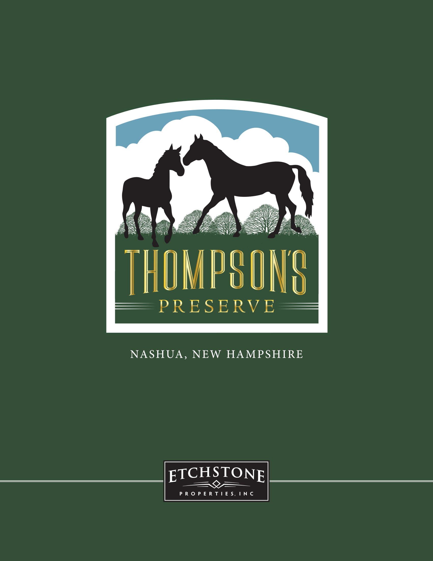 Thompson's Preserve Brochure